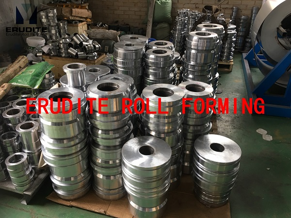 Rollers For Decking Profile