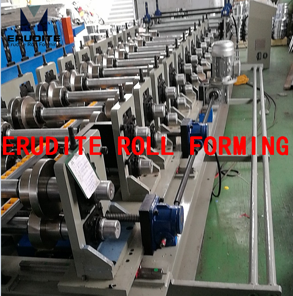 Roll Forming Machine With Auto Size Changing