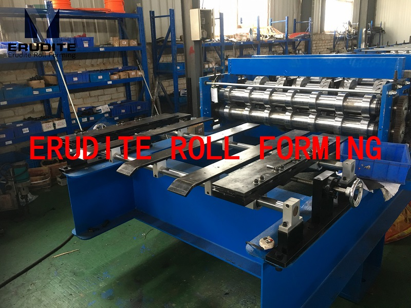 YX80-810 Roll Forming Line WITH CE CERTIFICATE