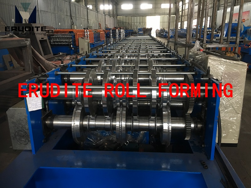 YX100-650 Roll Forming Line