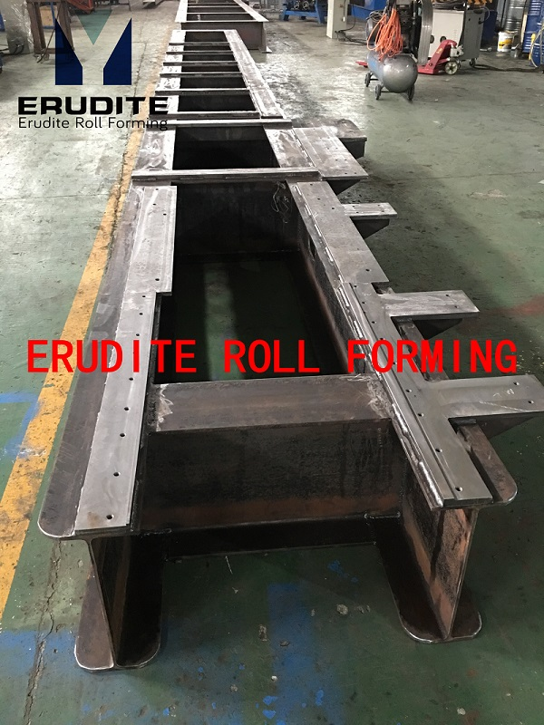 C75-250 Auto Change Metal Roll Forming Line