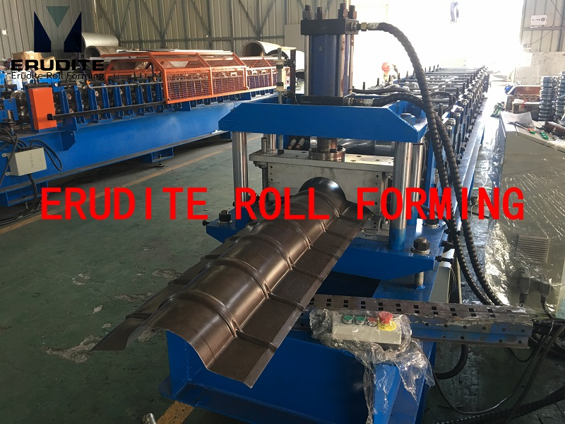 R95 Roll Forming  Line For Ridge Cap