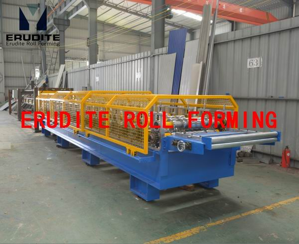 YX19-76.2-762 ROLL FORMING MACHINE FOR CORRUGATED PROFILE