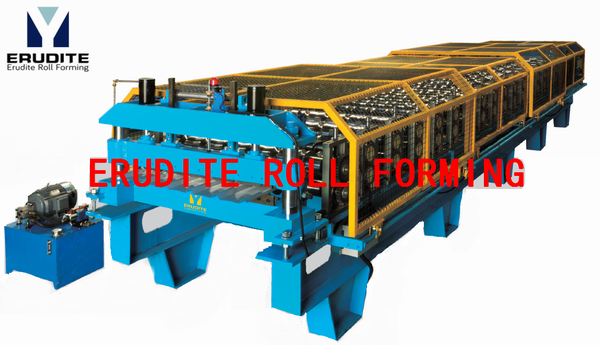 YX28-203-1015 ROLL FORMING MACHINE FOR CORRUGATED PROFILE