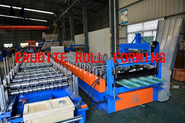 YX32-250-1000 ROLL FORMING MACHINES FOR ROOFING