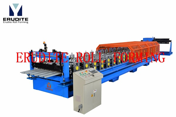YX40-250-1000 ROLL FORMING MACHINE FOR ROOFING