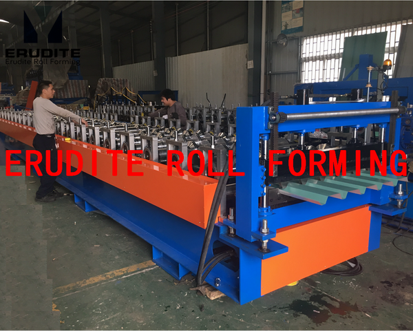 YX41-184-920 ROLL FORMING MACHINE FOR CLADDING