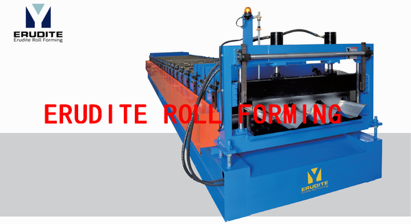 Roll Forming Machine for High Rib Roofing