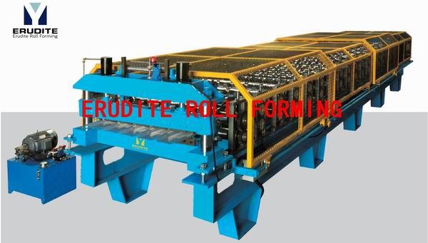 40-45MPM HIGH SPEED ROLL FORMING MACHINE