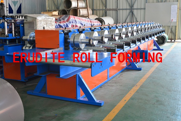YX50-230/350 Manual Taper Roll Forming Machine for Standing Seam