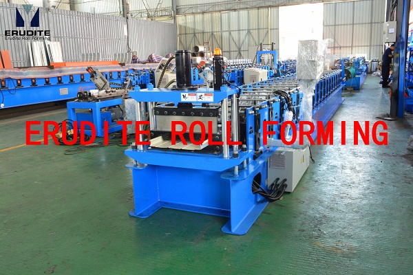 YX50-450 Roll Forming Line for Standing Seam Profile