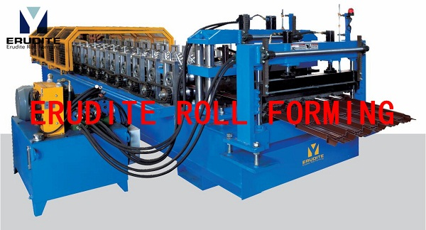 YX25-200-1000 ROLL FORMING MACHINE FOR STEP TILE ROOF PROFILE