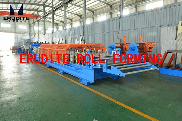 YX42-170-1020 ROLL FORMING MACHINE FOR STEP TILE ROOF PROFILE