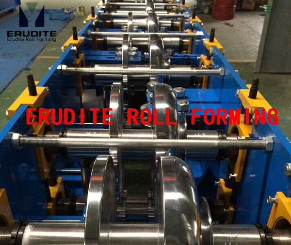 YX175 ROLL FORMING MACHINES FOR GUTTER PROFILE