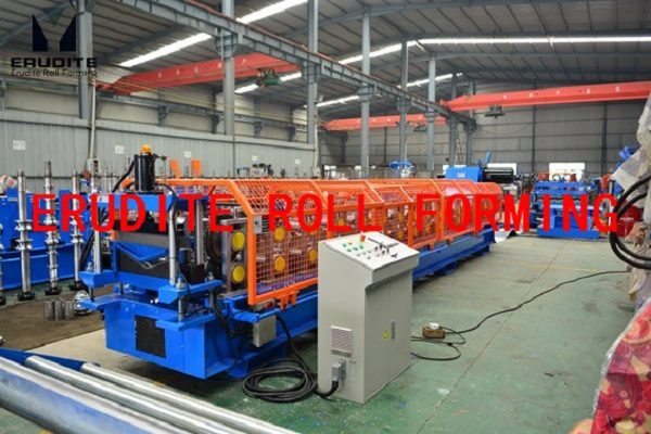 V24 ROLL FORMING MACHINE FOR VALLEY PROFILE
