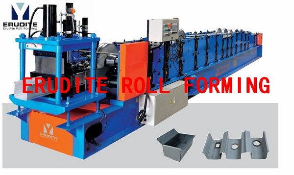 YX160-190 ROLL FORMING MACHINES FOR GUTTER PROFILE