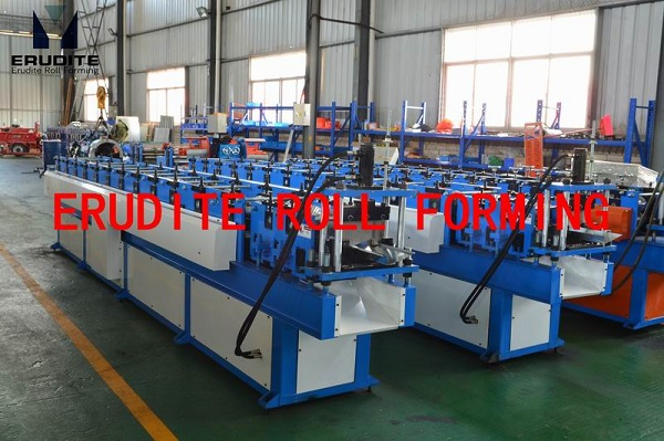 YX50-165 ROLL FORMING MACHINE FOR UNDER TILE FLASHING