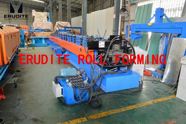 YX120-85 ROLL FORMING MACHINES FOR DOWNPIPE PROFILE