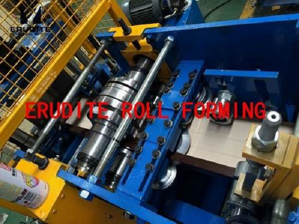 YX185 ROLL FORMING MACHINES FOR FASCIA PROFILE