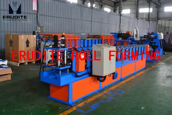 ROLL FORMING MACHINES FOR DECORATIVE PANEL