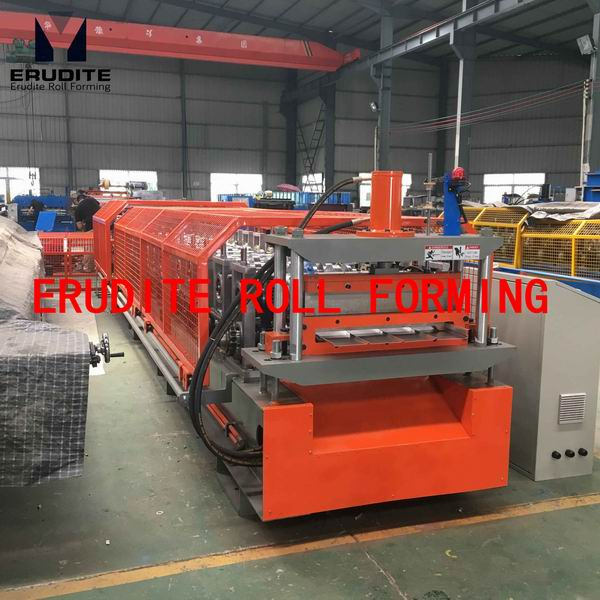 YX37-600 ROLL FORMING MACHINES FOR Z-LOCK PROFILE