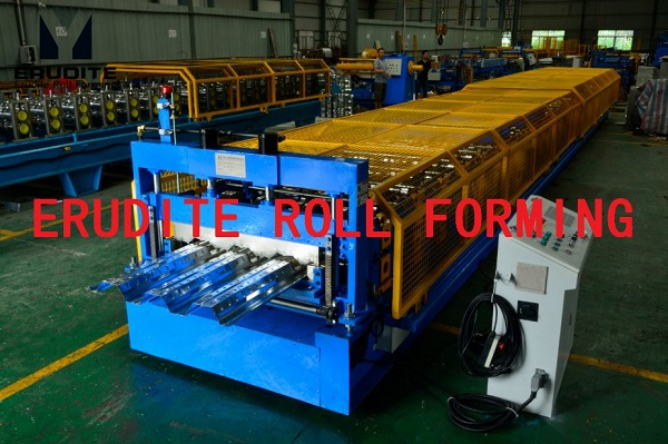 YX51-315-945 ROLL FORMING MACHINE FOR FLOOR DECKING