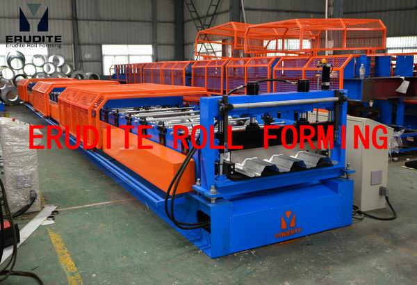 YX76-295-895 ROLL FORMING MACHINE FOR FLOOR DECKING