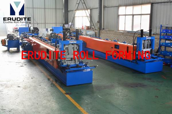 C/Z Auto Changing Purlin Roll Forming Machine