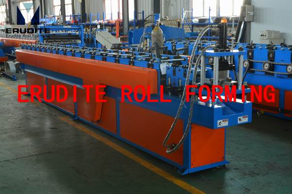 YX38-46 Metal Roll Forming Line for cap profile