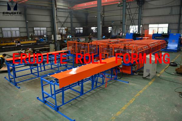 U42.5/64+U93/154 DOUBLE SIDES ROLL FORMING MACHINE FOR STUD