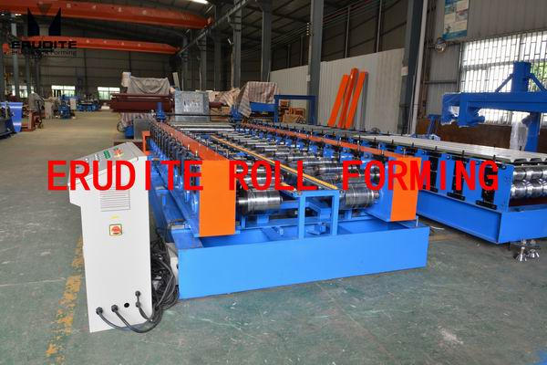 YX15-999/1150 ROLL FORMING MACHINE FOR THE INNER PROFILE OF SANDWICH PANEL