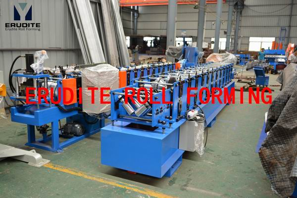 ROLL FORMING MACHINE FOR L ANGLE COVER