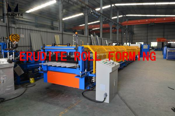 YX999.75 Metal Roll Forming Line for Fence guard