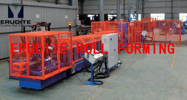 C150 ROLL FORMING MACHINE FOR C PURLIN WITH CE CERTIFICATE