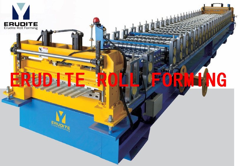 YX15-78-714 ROLL FORMING MACHINE FOR ROLL SHUTTER DOOR PANEL