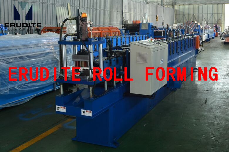 YX91.8 Roll Forming Line for 1.0mm Roller Shutter Metal