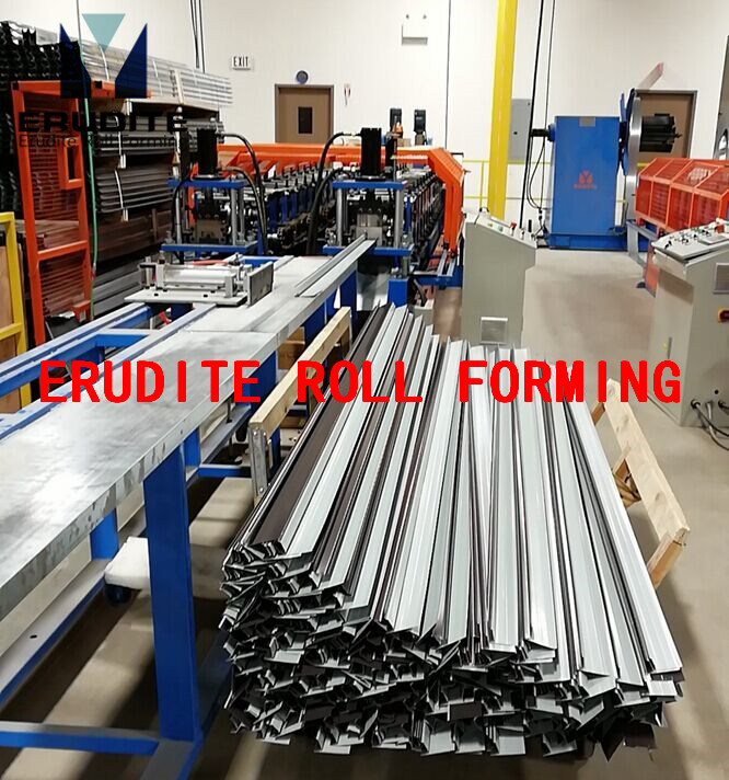 YX76.2 + YX22-69 Double Side Metal Roll Forming Line