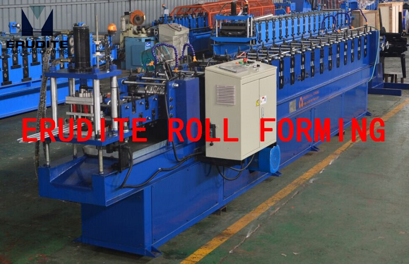 YX92 Roll Forming Line for 0.6mm Roller Shutter Metal