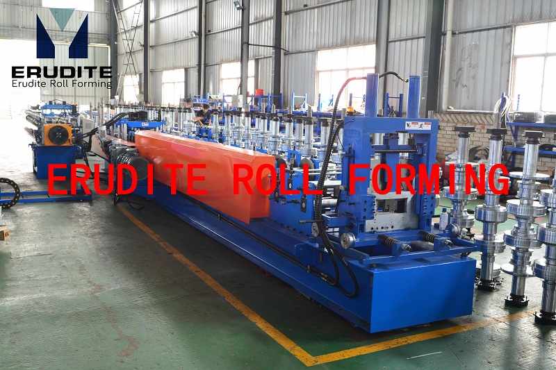 C75-250 AUTOMATIC-SIZE-CHANGING ROLL FORMING MACHINE