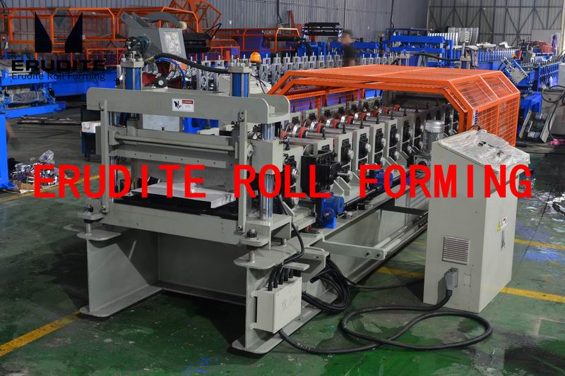 YX32-320/500 AUTOMATIC-SIZE-CHANGING ROLL FORMING MACHINE