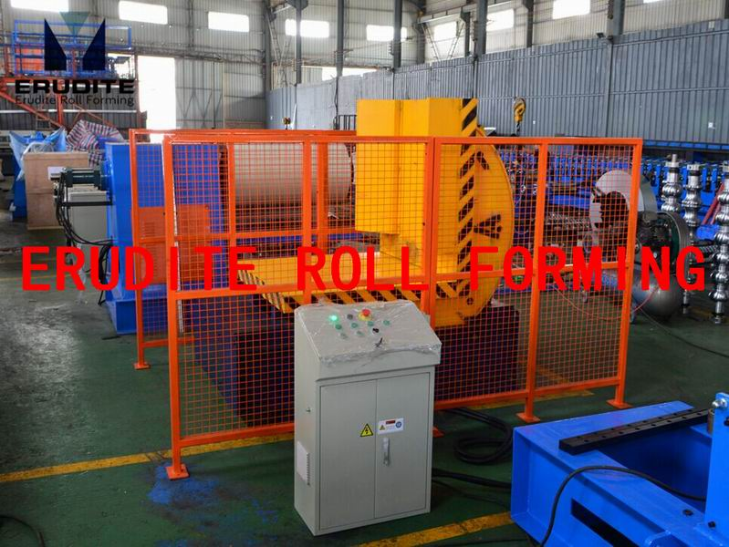 5 Tons Coil Tilter Rotation in Vertical & Horizontal