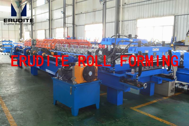 YX39-190-950 ROLL FORMING MACHINE FOR STEP TILE ROOF PROFILE