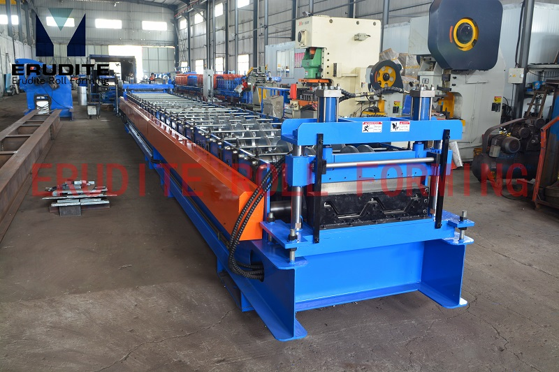 YX100-650 METAL ROLL FORMING LINE