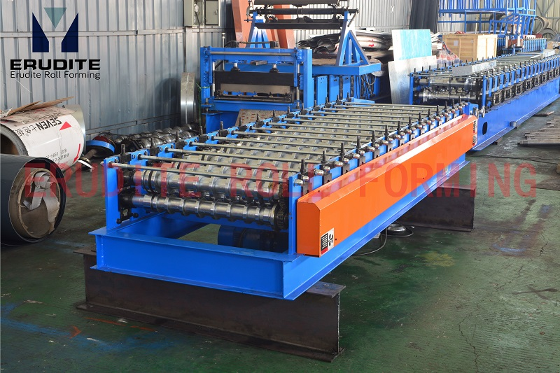 YX16-760 METAL ROLL FORMING LINE